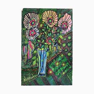 Olivier Cohen, Gemälde auf Leinwand