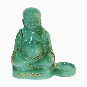 Mid-Century Advertising Buddha from Crodo Drink, 1950s