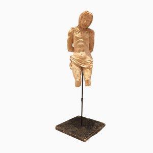 Terracotta Sculpture, Ecce Homo, 1870s