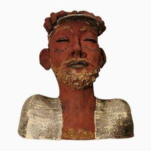 Terracotta Sculpture, The Predestined, 1900s