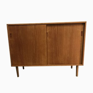 Danish Oak Sideboard, 1960s