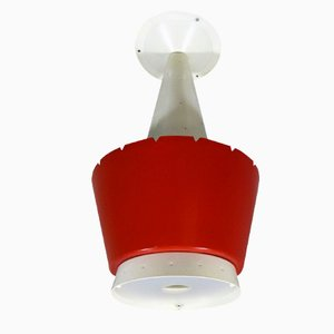 Steel and Plastic Ceiling Lamp from Anvia