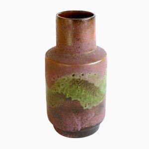 Materic Volcanic Pottery Germany Ceramic Vase, 1960s