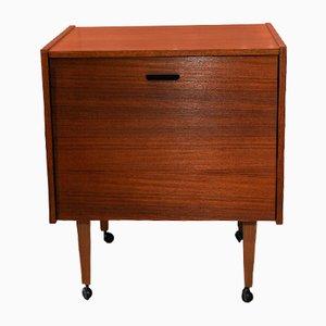 Mid-Century Modern Teak Storage Cabinet, 1960s