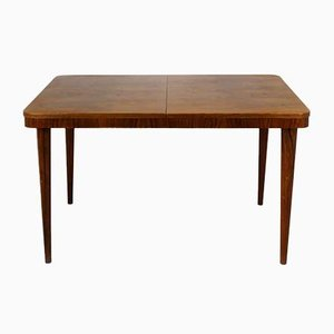 Walnut Dining Table for Mier, 1950s