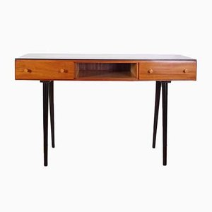 Mid-Century Console Table by Mojmir Pozar for UP Závody, 1960s