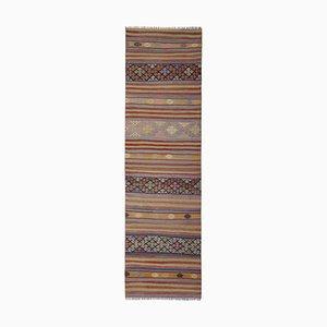 Türkischer Kelim Wollteppich, 1970er