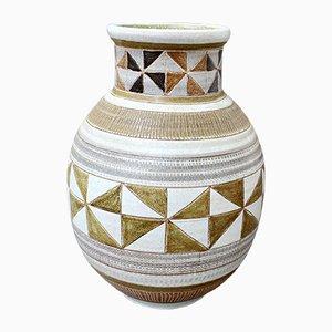 Vintage Ceramic Vase by Dominique Guillot, 1960s