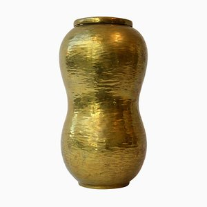 Handcrafted Brass Container with Lid by Franz Peters, 1950s
