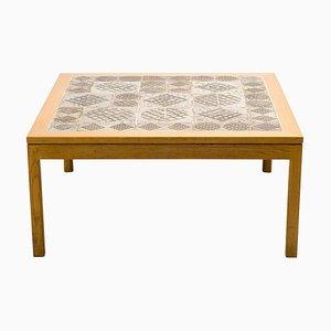 Tile Coffee Table by by Erik Wørts & Tue Poulsen