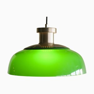 4017 Green Pendant Lamp by Achille Castiglioni for Kartell