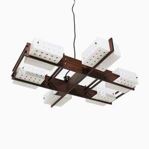 Teak Pendant Lamp from Esperia, 1960s