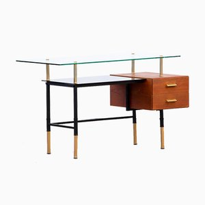 Mid-Century French Office Desk