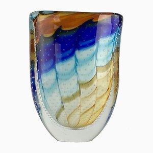 Jarrón Sirena de cristal de Murano de Valter Rossi para VRM