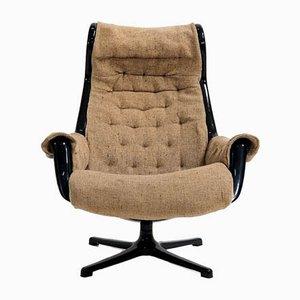 Galaxy Chair von Alf Svensson und Yngve Sandstrom für DUX, 1970er