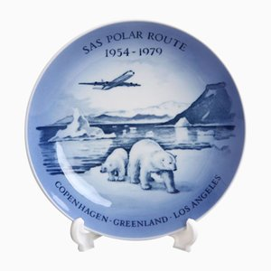 Decorative Plate for Royal Copenhagen, 1979