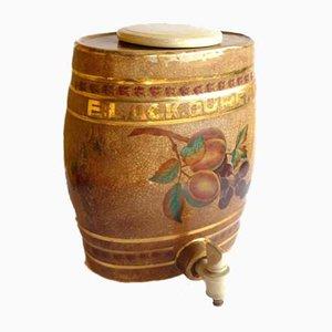 Blackcurrant Liqueur Jar, 1920s