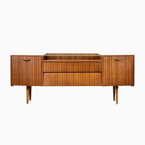 Teak Console Table from Avalon, 1960s