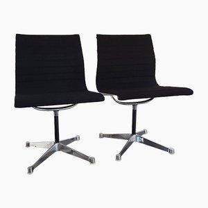 Chaises de Bureau par Charles & Ray Eames pour Herman Miller, 1950s, Set de 2