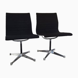 Desk Chairs by Charles & Ray Eames for Herman Miller, 1950s, Set of 2