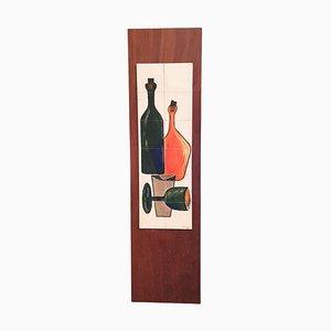 Still Life Malerei auf Holz von Mulders, 1960er