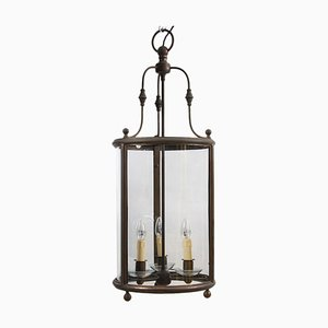 Large Early 20th-Century French Lantern