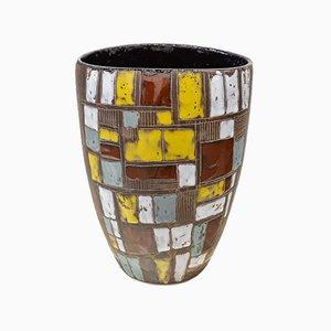 English Ceramic Vase, 1960s
