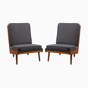 Lounge Chairs by Robin & Lucienne Day for Hille, 1950s, Set of 2
