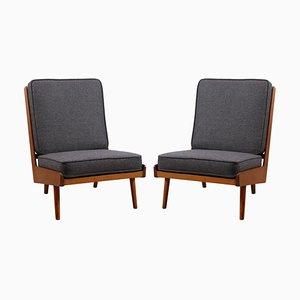 Sessel von Robin & Lucienne Day für Hille, 1950er, 2er Set
