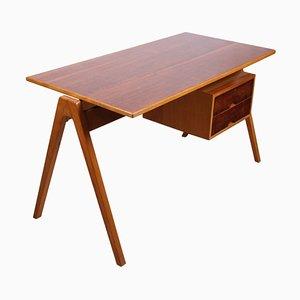 Hillestak Desk by Robin & Lucienne Day for Hille, 1950s