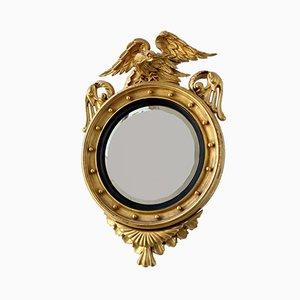 19th Century Giltwood Eagle Mirror
