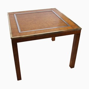 Spieltisch im Stil von Maison Jansen, 1970er