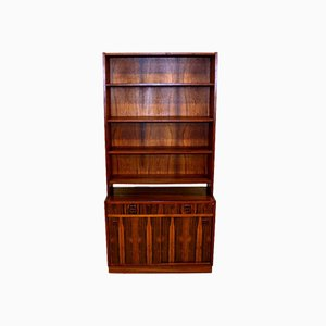 Rosewood Wall Unit, 1960s