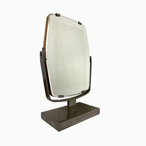 Bauhaus Industrial Mirror from C.W.Albert, 1950s
