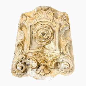 Antique Plaster Ornament