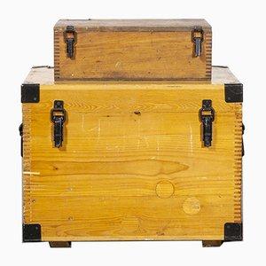 Russische Modell 256.2 Industrie Geräteboxen, 1960er, 2er Set