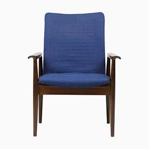Rosewood Diplomat Chair by Finn Juhl