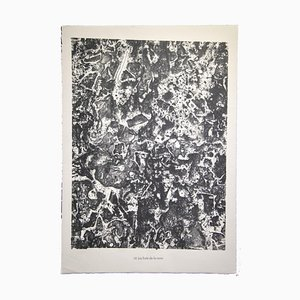 Jean Dubuffet - the Fruits of the Earth - Original Lithographie - 1959