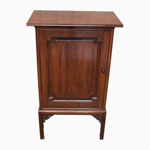 Mahogany Side Cabinet