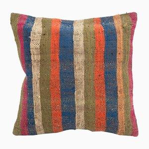 Vintage Multicolor Pillow Cover