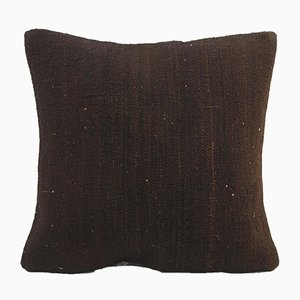Vintage Brown Pillow Cover
