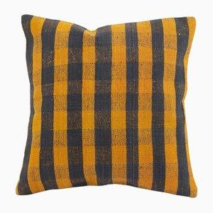 Vintage Orange Pillow Cover