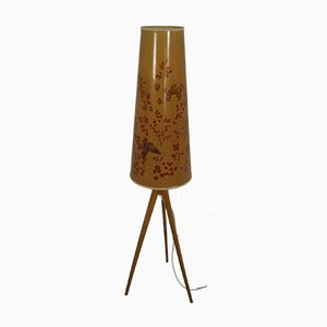 Vintage Dreibein Stehlampe, 1960er