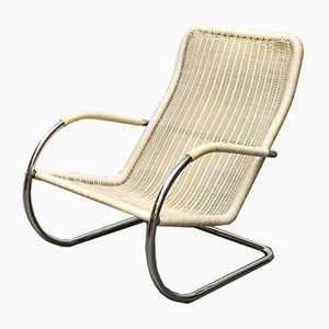 Vintage German D35 Lounge Chair from Tecta