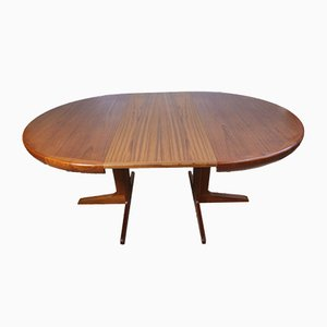 Danish Teak Dining Table for Spøttrup, 1960s