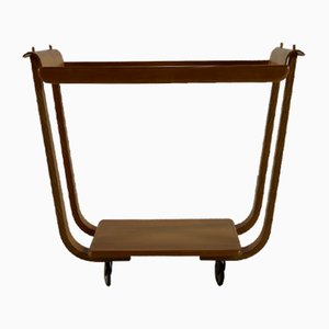 Bentwood PB 01 Serving Trolley by Cees Braakman for Pastoe, 1954