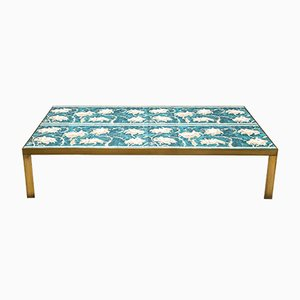Table Basse en Céramique par Gio Ponti, 1970s