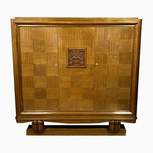 Marcel Breuer Style Chest of Drawers, 1920s