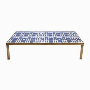 Ceramic Tile Coffee Table by Gio Ponti, 1950s