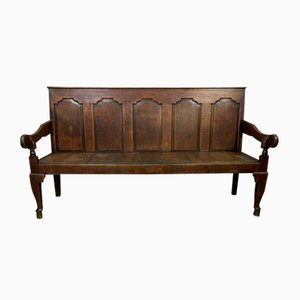 Louis XV Period Wood Bench